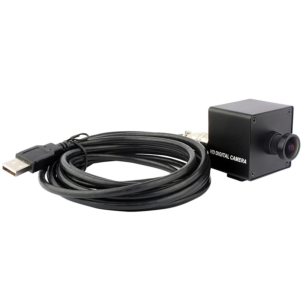ELP 4K USB Camera OTG UVC Free Driver Plug and Play Mini USB Webcam