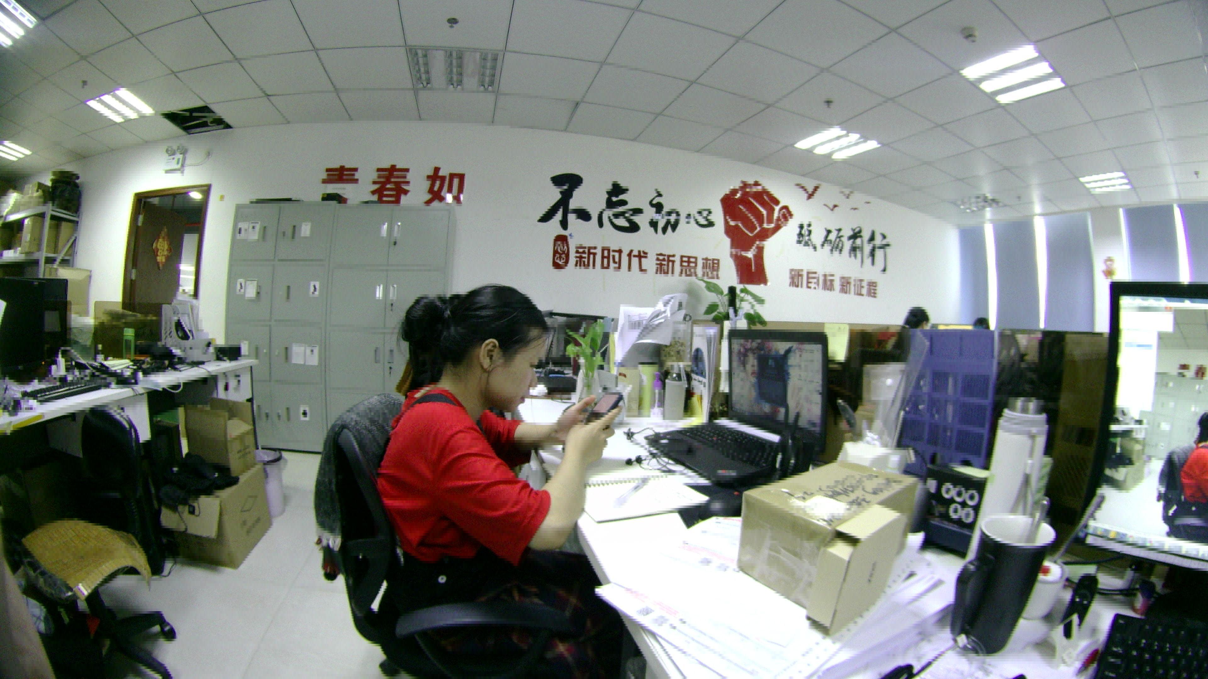 ELP 170 Degree Fisheye 4K USB Webcam MJPEG 30fps 3840x2160