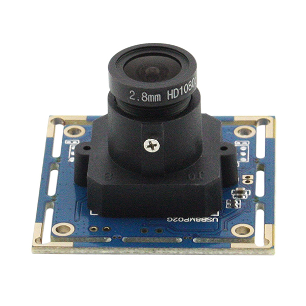 "ELP 2.8mm Len USB Camera Module 1/3.2"" Sony IMX179 8Megapixel Industrial Vision for Android System"