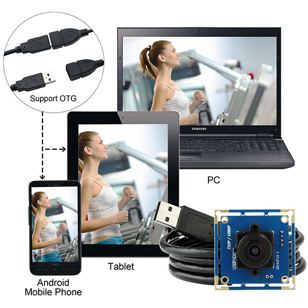 ELP 8MP USB Camera android for Industrial Support Windows/linux/android/mas Os