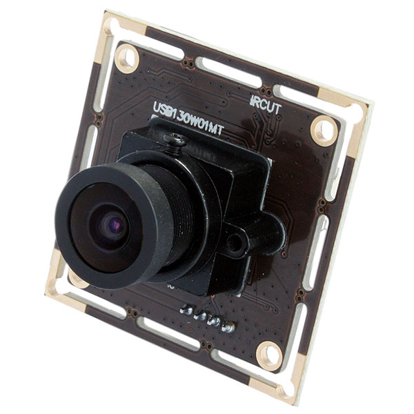 USB Camera Module 2.1mm Lens Wide Angle Webcam Low Illumination
