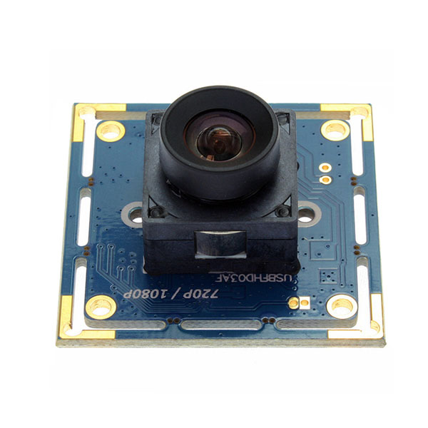 Usb Camera Module 1080p Hd Industrial Usb2.0 Camera with Autofocus Lens