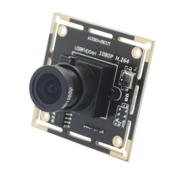ELP-USBFHD04H-L28 1080P H264 Aptina AR0330 Color CMOS Camera Module USB CCTV full hd 2.8mm Wide Angle lens Camera Module usb with Audio MIC