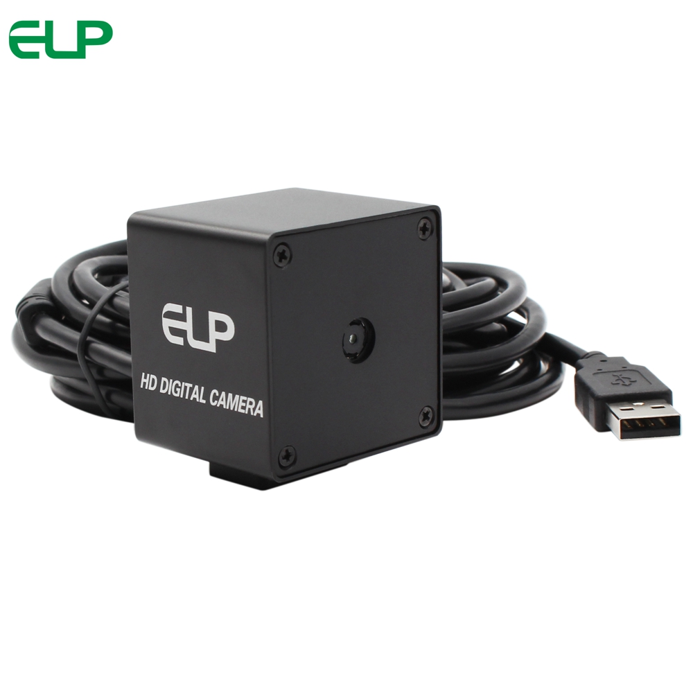 ELP 13Megapixel Autofocus USB Camera with IMX214 Sensor Max 3840x2880 High Resolution, Support Audio (No distortion lens)