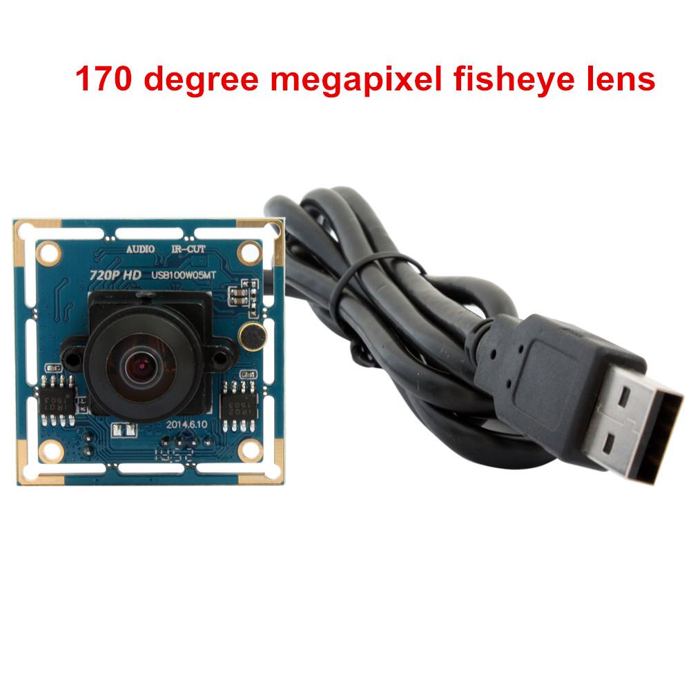 ELP Free Driver 1M pixels OV9712 Webcam Support