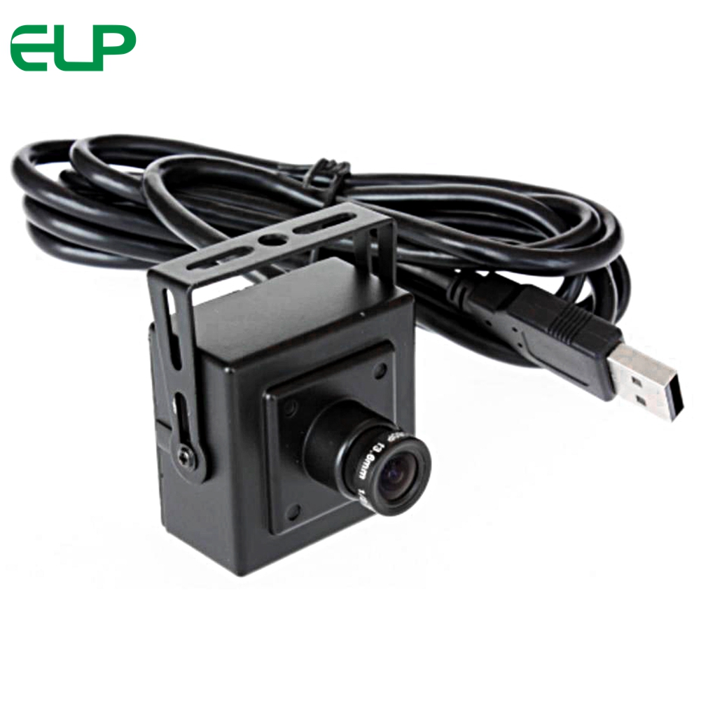 ELP Monochrome Global Shutter USB Webcam High Speed 60fps 1280*720 Camera Module For Windows Linux Mac Android